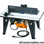 Harbor Freight Router Table Review benchtop table router
