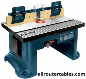 Bosch Benchtop Router Table RA1181 - Router And Table Combo Set