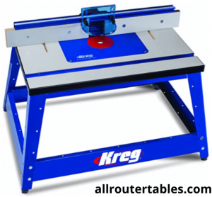 Kreg PRS2100 Bench Top - Best Benchtop Router Table