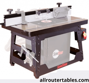 SawStop RT-BT Benchtop Table