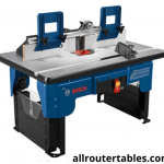 3 Bosch Benchtop Router Tables | Bosch Power tools