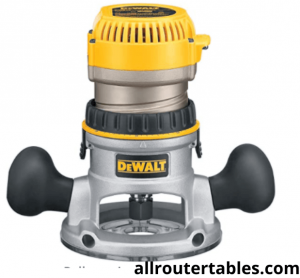 DEWALT Router - Best Router For Table Mounting