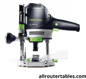Festool 574692 Router OF 1400 EQ Imperial - Woodworking Routers Best Buy