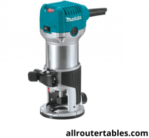 Makita RT0701C 1-1/4 HP - Best Router With Above Table Adjustment