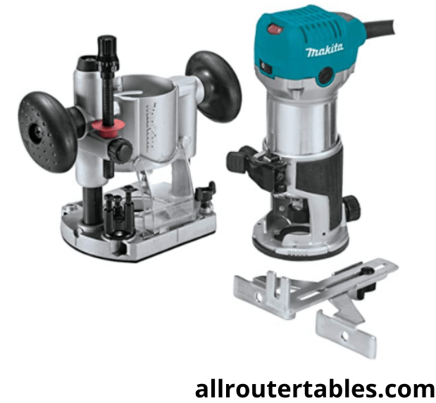 Makita RT0701CX7 1-14 HP Compact Router Kit - Best Rated Wood Routers