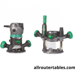 Metabo HPT Fixed/Plunge Base Router - Best Fixed Base Router