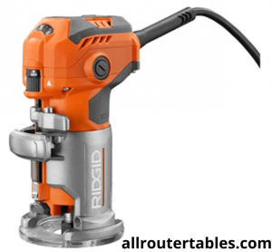 Ridgid R2401 Laminate Trim Router - Top Rated Woodworking Routers