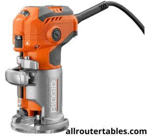 Ridgid R2401 Router – Best Budget Wood Router for Home Use