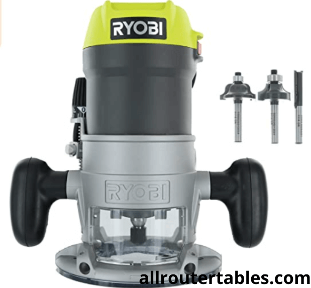 Ryobi R1631K: The Best Budget Wood Router Tool
