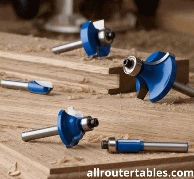 operating a router - How to use a router table