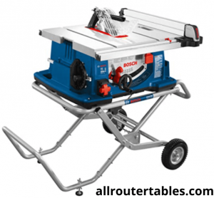 Runner-up Contractor Table Saw