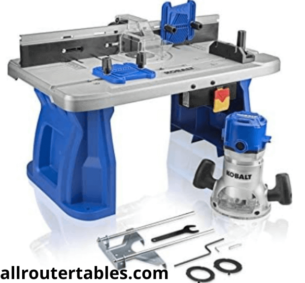 best Kobalt workbench Corded Router with Table
