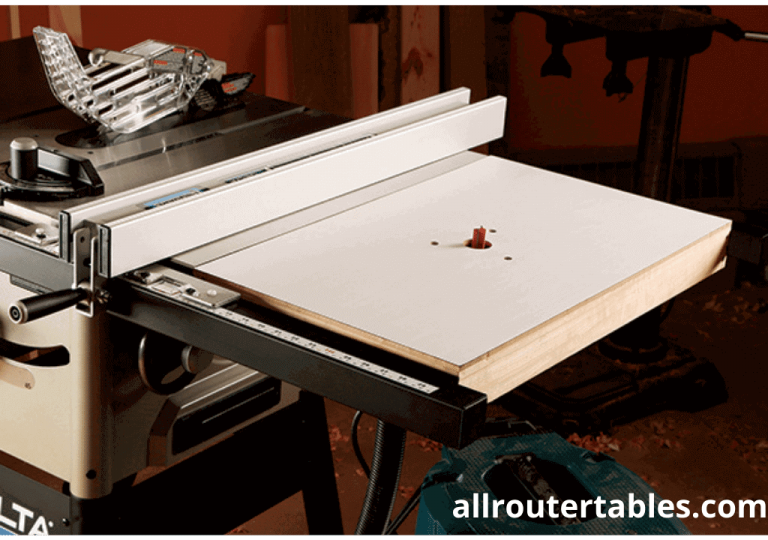 TABLE EXTENSION WING FOR YOUR TABLE SAW
